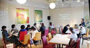 近日開催、資格講座説明会体験ミニ講座のイメージ